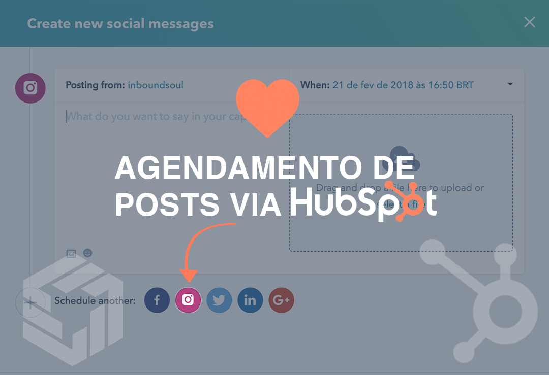 Integração-HubSpot-Instagram