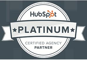 Hubspot - Platinum Partner